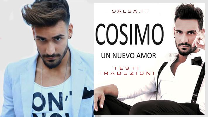 Cosimo - Un Nuevo Amor (Lyric)