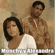 monchy y alexandra cuando zarpa el amor