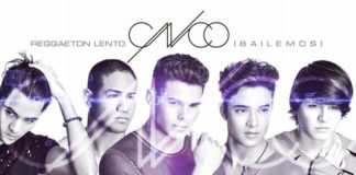 CNCO - Reggaeton Lento