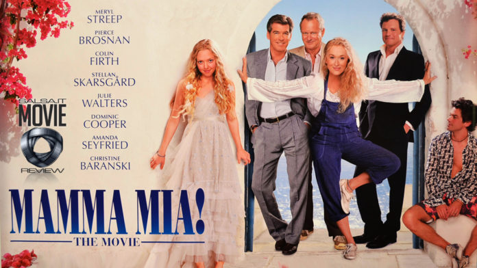 Mamma Mia -- (2018 Film Review)