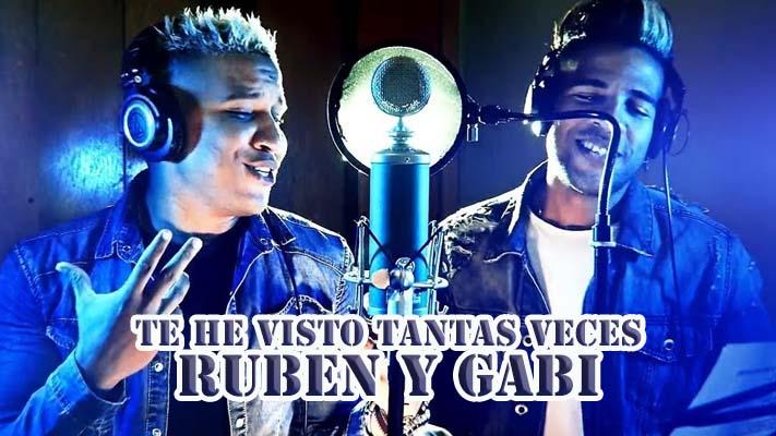 Ruben y Gaby Te He Visto Tantas Veces