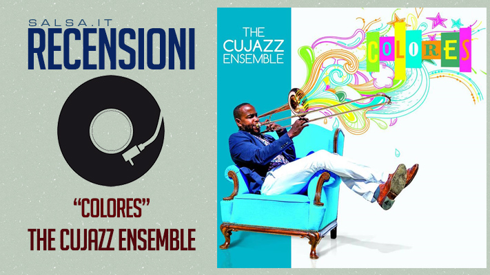 The CuJazz Ensemble - Colores