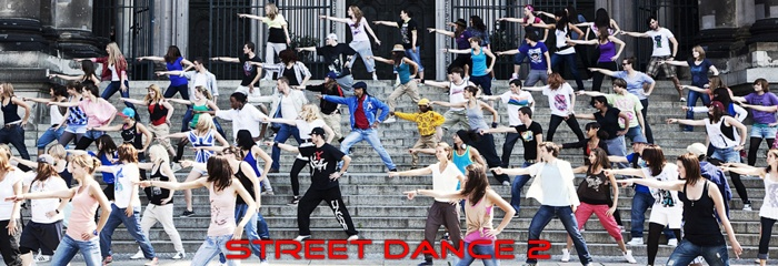 Street Dance 2 - The Movie