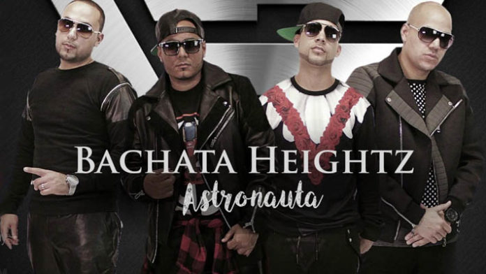 Bachata Heghtz - Astronauta
