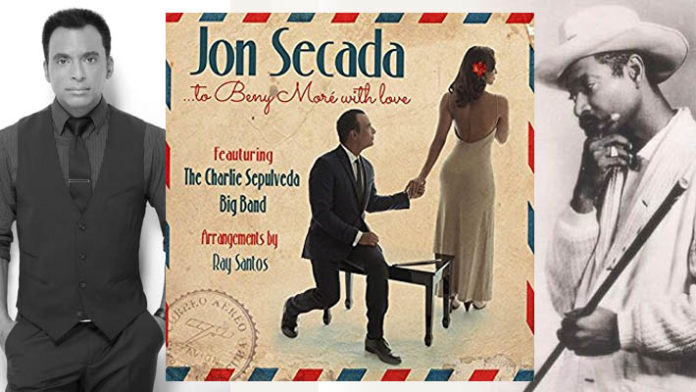 Jon Secada - To Beny More With Love