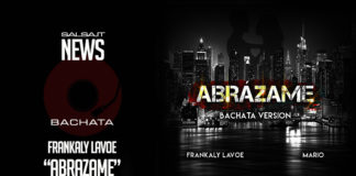 Frankaly Lavoe - Abrazame (bachata Version)