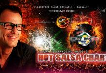 Hot Salsa Charts - Febbraio 2018