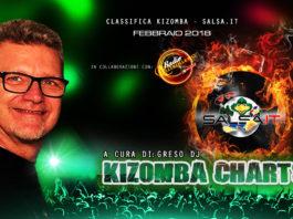 Kizomba Charts - Febbraio 2018