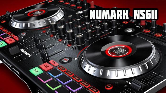 Numark NS6II - Controller Stand-Alone