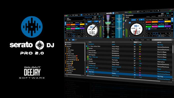 Salsa.it DeeJay - Serato DJ Pro 2.0