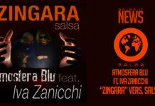 Atmosfera Blu Feat. Iva Zanicchi - Zingara (vers. salsa)