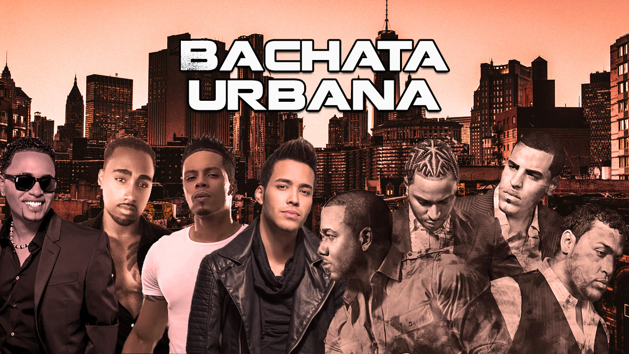 Bachata Urbana - Los Mas Popular Cantantes de Bachata