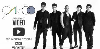 CNCO - Bonita (2018 Video Reggaeton)