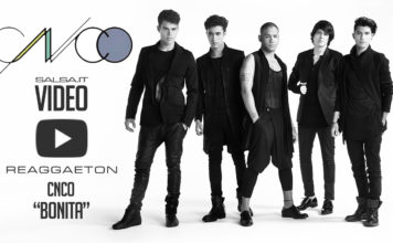 CNCO - Bonita (2018 Video Reggaeton)