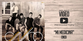 CNCO - Mi Medicina (2018-Reggaeton-Video-Official)