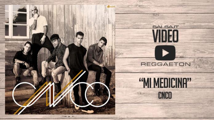 CNCO - Mi Medicina (2018-Reggaeton-Video-Official)