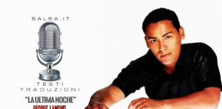 George Lamond - La Ultima Noche (Salsa Version)