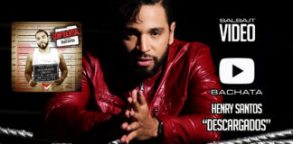 Henry Santos - Descargado (2018 Bachata Official Video)