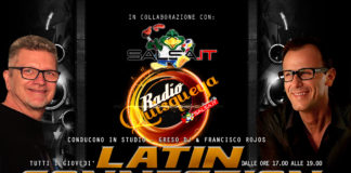 Latin Connection - 11 MAggio 2018