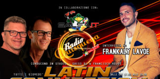 Latin Connection 22 Marzo 2018 - Frankaly Lavoe
