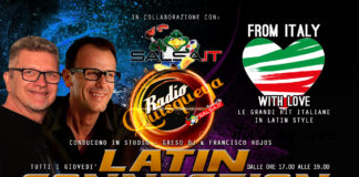 Latin Connection - Italian Style (On Air 29 Marzo 2018)