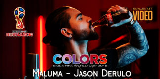 Maluma - Jason Derulo - Color (Sigla Fifa World Cup 2018)