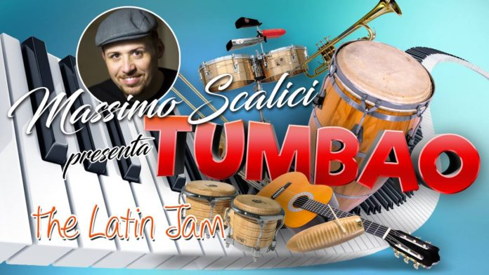 Massimo Scalici - Tumbao - The Latin Jam