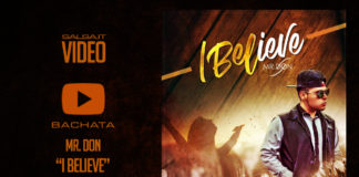 Mr Don - I Believe (2018 Bachata Video Official)