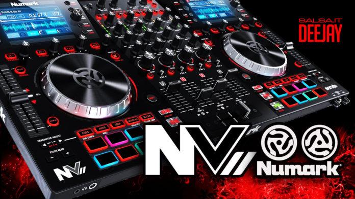 NUMARK NVII - Salsa.it DeeJay
