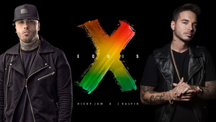 Nicky Jam y J Balvin - X (Equis) - 2018 Reggaeton Video Official