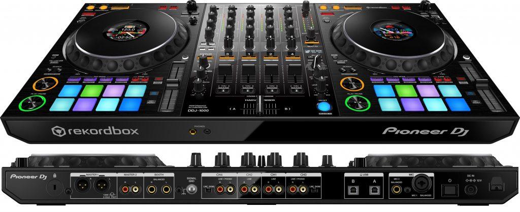 Pioneer-DDJ-1000-dj-controller