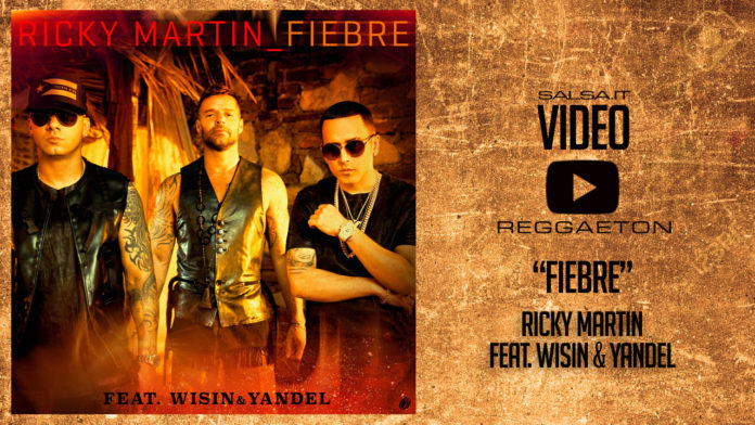 Ricky Martin Feat Wisin y Yandel - Fiebre (2018 Reggaeton Video Official)
