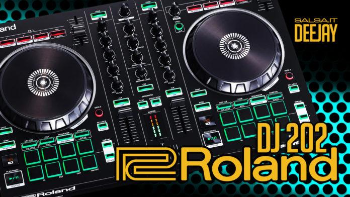 Roland DJ 202 - Salsa.it DeeJay