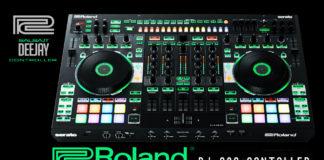 Salsa.it DeeJay-Controller Roland DJ-808