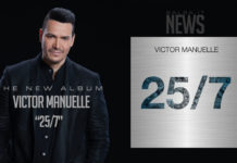 Victor Manuelle 25/7 (The new Album 2018)