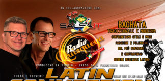 Latin Connection 01 Marzo 2018