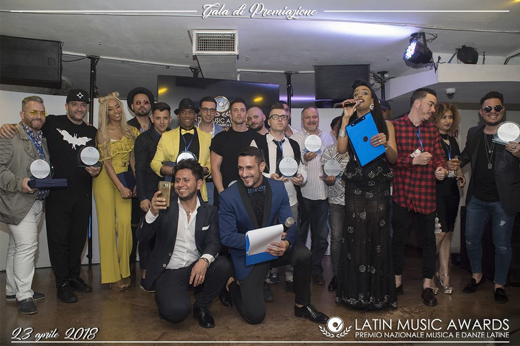 Latin Music Awards 2017 - Vincitori - Edizione 2018