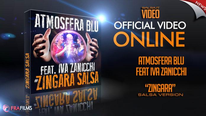 Atmosfera Blu Feat. Iva Zanicchi - Zingara (vers. salsa Video Off)