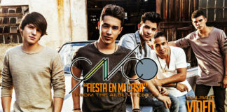 CNCO - Fiesta En Mi Casa (2018 Reggaeton Video Official)