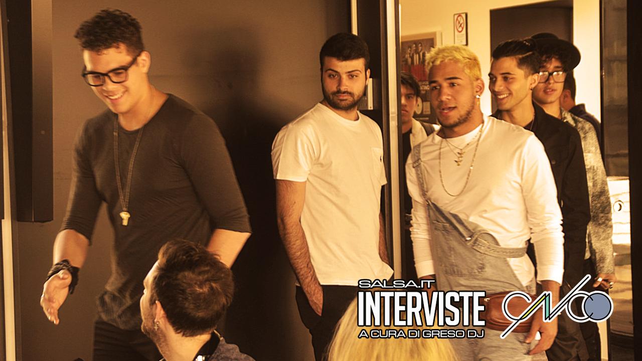 CNCO - MILANO  (Intervista 2018)
