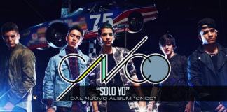 CNCO - Solo Yo (2018 Reggaeton Video Ufficiale)