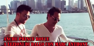 Prince Royce e Marc Anthony - Dance