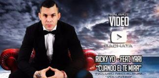 Ricky Jo - Cuando El Te MIra (2018 Bachata Video Official)