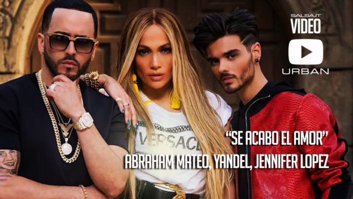 - Abraham Mateo, Yandel, Jennifer Lopez (2018 Official video)
