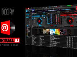 Virtual DJ 8.2 (Salsa.it Strumenti DeeJay)