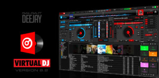 Virtual DJ 8.2 (Salsa.it Strumenti DeeJay)