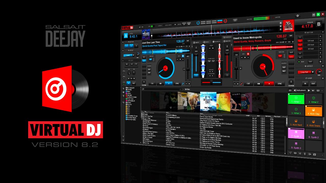 download virtual dj 8 full gratis