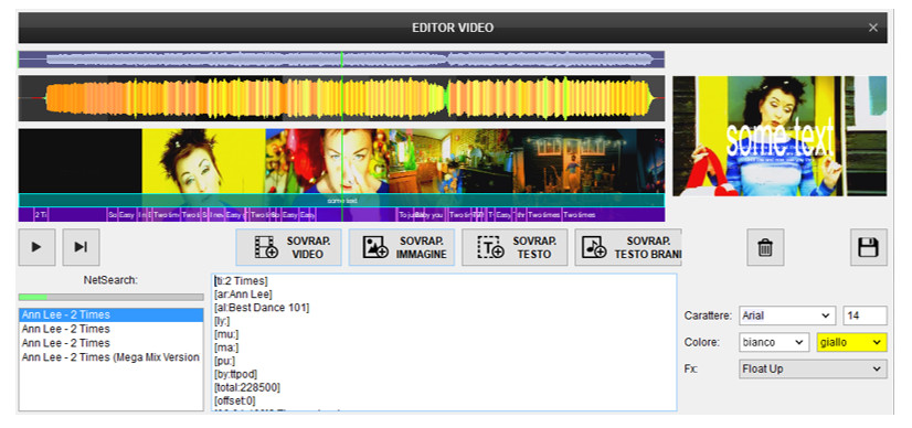 Virtual DJ - Editor Video
