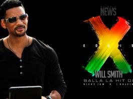 Will Smith - Balla il Reggaeton di Nicky Jam y J Balvin
