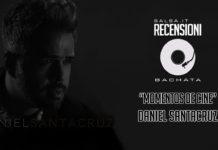 Daniel Santacruz - Momentos de cine (2018 Recensioni)